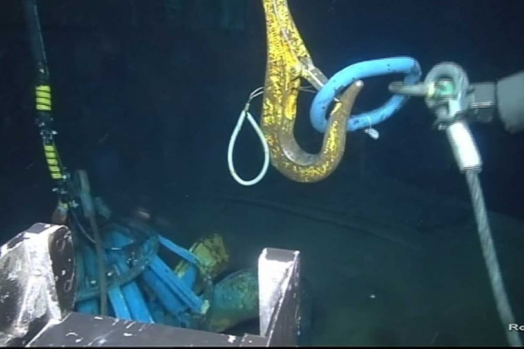 Deep Sea Recovery
